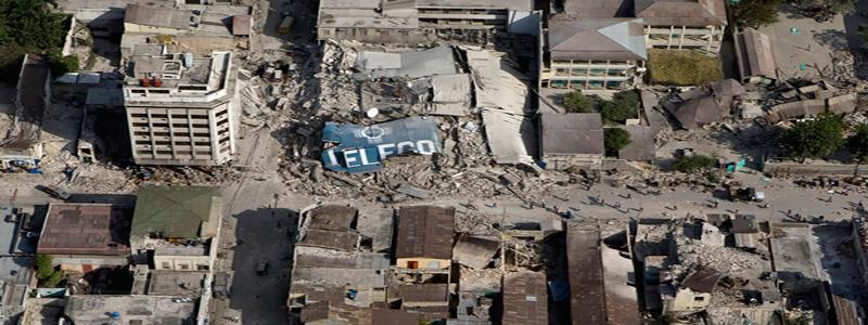 COLLABORATION WITH LORCA EARTHQUAKE