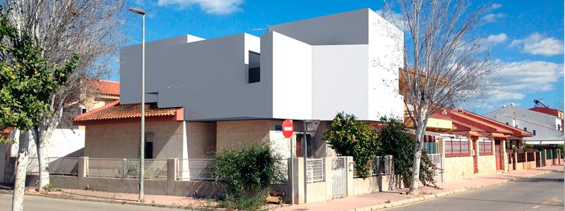 NEW HUMA'S HOUSE WITHOUT  WINDOWS LOS ALCÁZARES