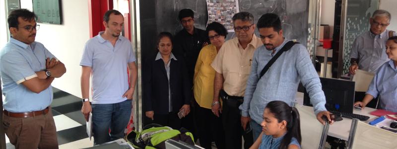 COWORKING: HUMA-Veer Narmad S. G. University.INDIA