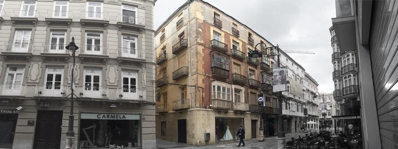 HUMA REHABILITES HOUSING BUILDING IN CARTAGENA